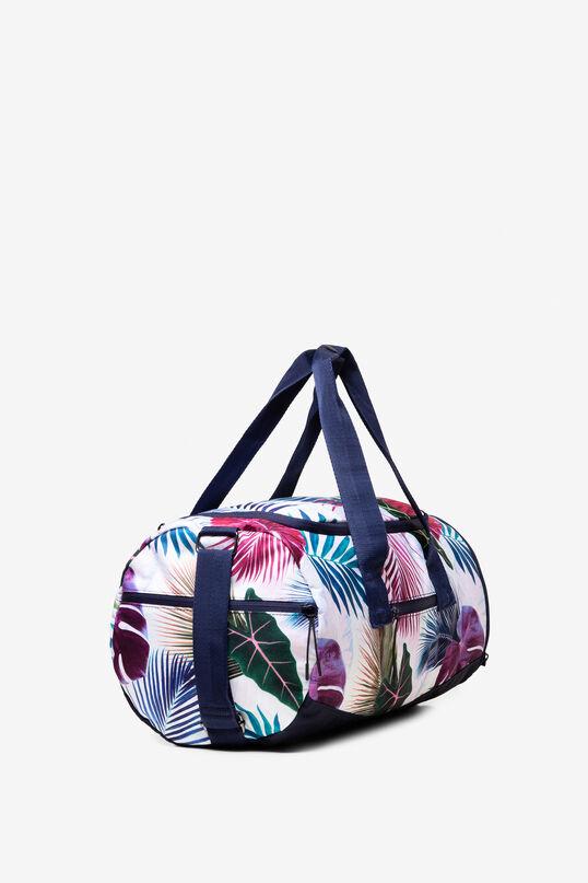 Foldaway Gym Bag Ana Bio Patching   Desigual