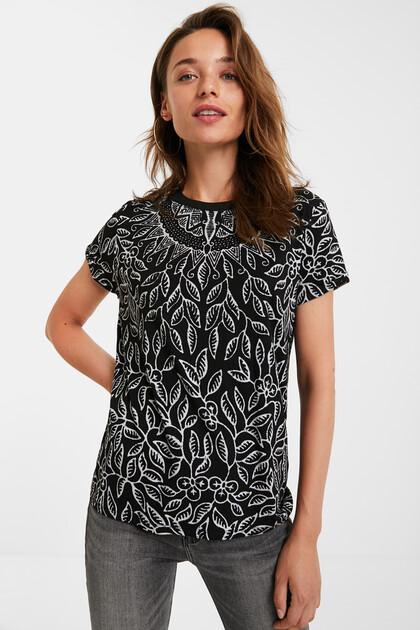 Slim mandala T-shirt
