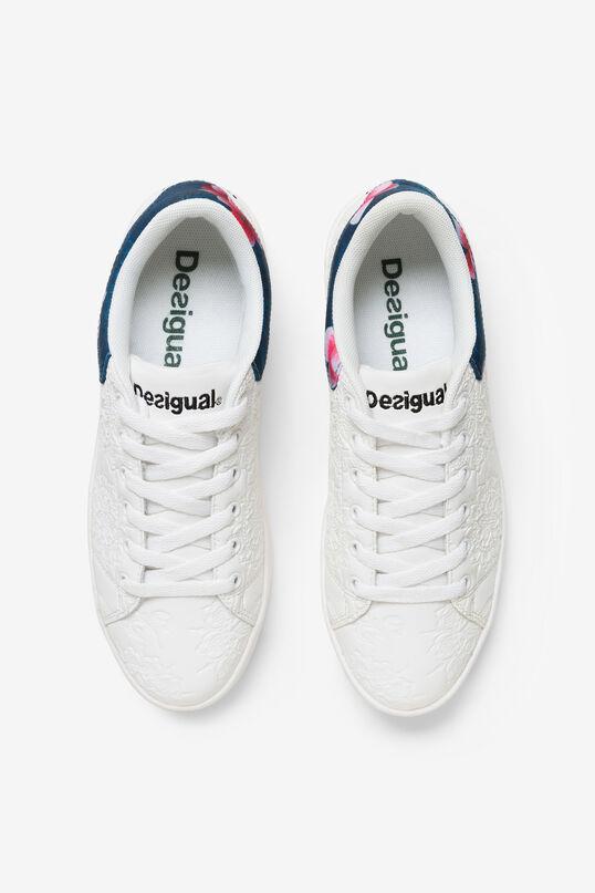 Embossed Tennis Shoes Hindi Dancer | Desigual