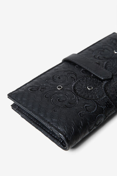 Wallet with galactic mandalas | Desigual