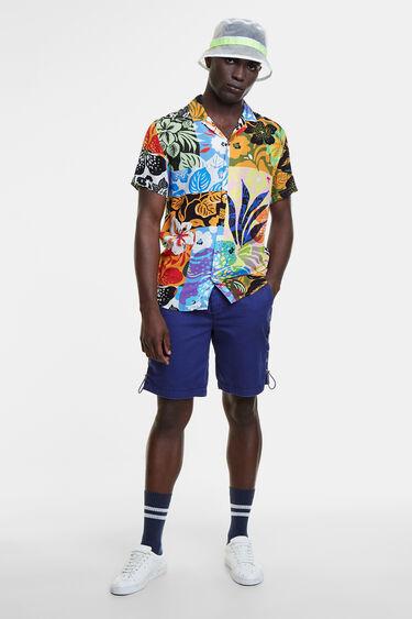 Camisa estampats hawaians | Desigual