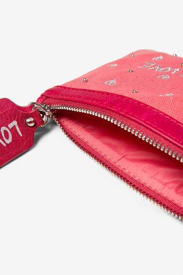Love hearts purse   Desigual