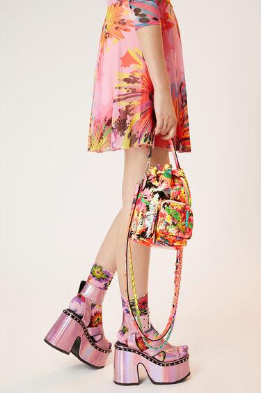 Sack handbag | Desigual