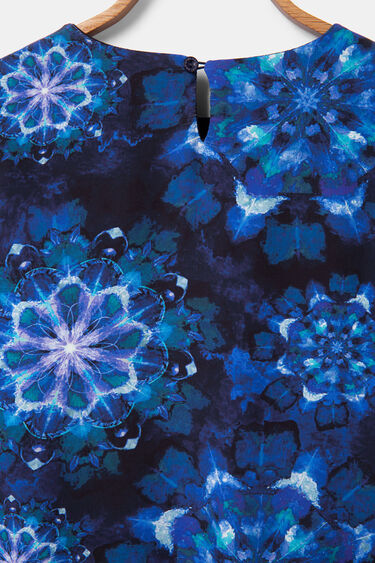 Dress mandalas tie-dye | Desigual