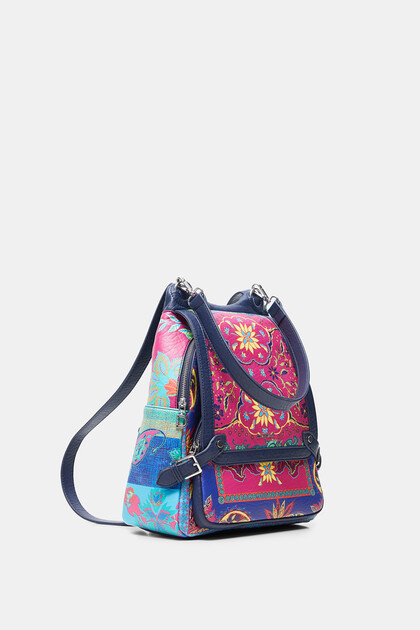 Big backpack paisley