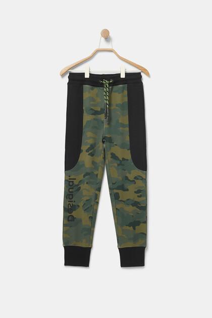 Pantalons jogger pelfa camuflatge