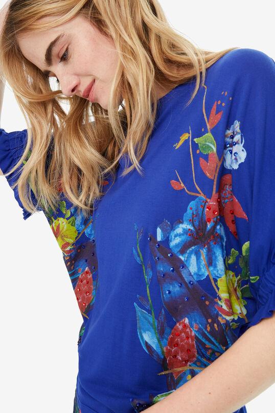 Maglietta manica arricciata Kathy | Desigual