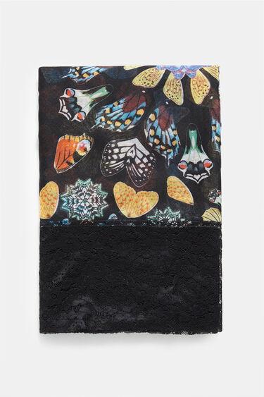 Foulard mariposas galácticas | Desigual