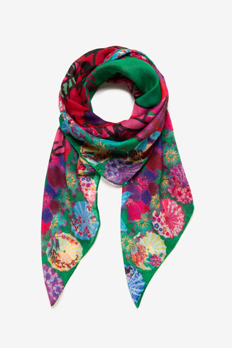 Fulard fantasia Japtiger