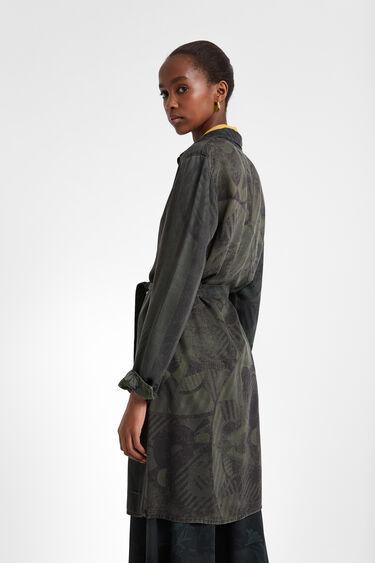 Robe t-shirt safari | Desigual