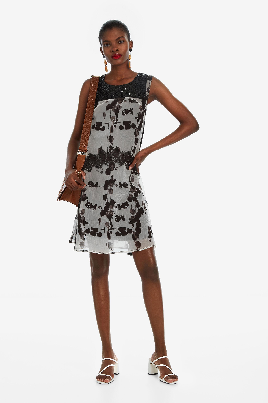 Desigual damen kleid berna