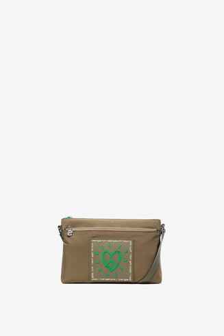 Green Bag with Heart Durban