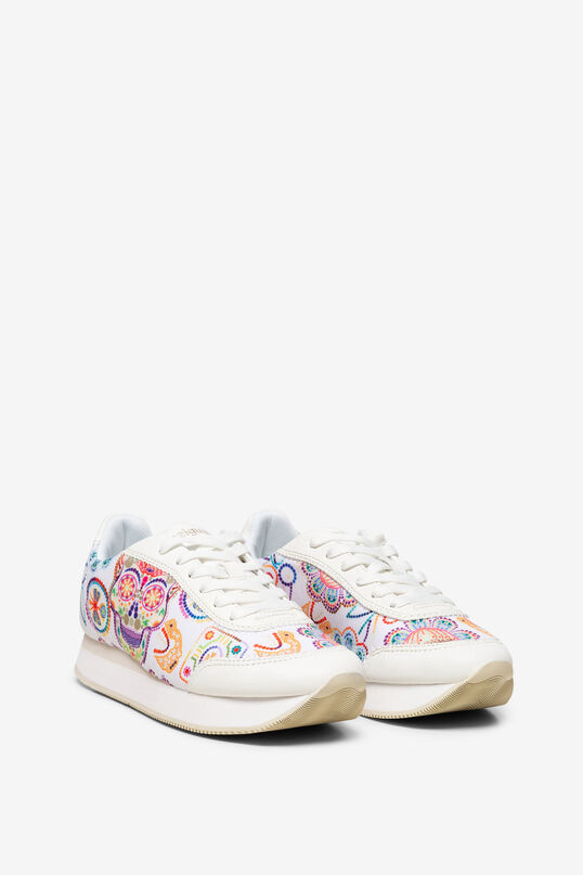 Ténis caveira Shoes Galaxy Skull | Desigual
