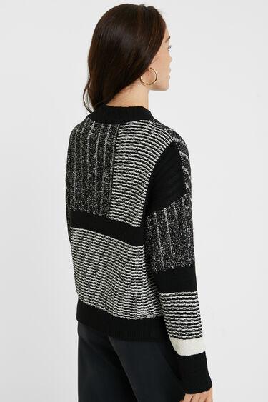 Chunky knit jumper | Desigual