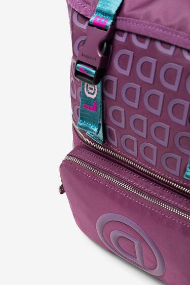 Urban logomania backpack | Desigual