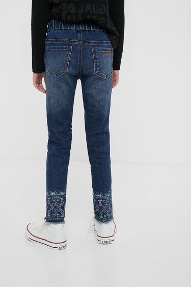 Exotic slim jeans | Desigual