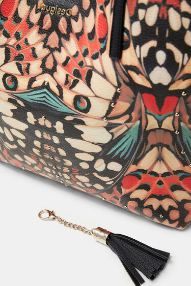 Reversible butterfly bag | Desigual