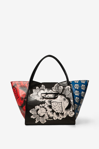 Shoulder bag floral