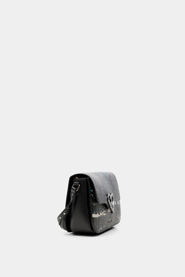 Sling bag heart fastener | Desigual