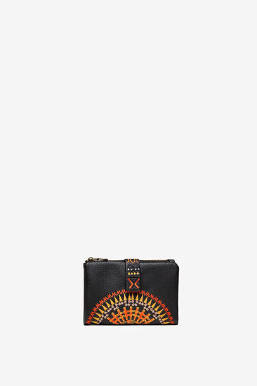 Small coin purse African mandala | Desigual