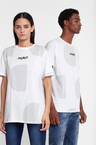 T-shirt Monogram Tokio