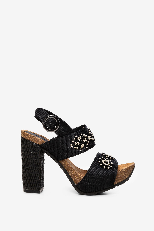 Pour 2019 Printemps Été Chaussures Femme MVqzpUSG