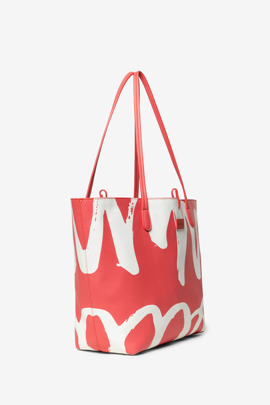 Tas Bag&Play Organic Geometry Capri | Desigual