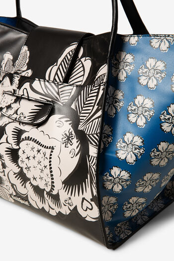 Floral shoulder bag | Desigual