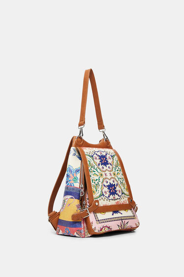 Big backpack paisley | Desigual