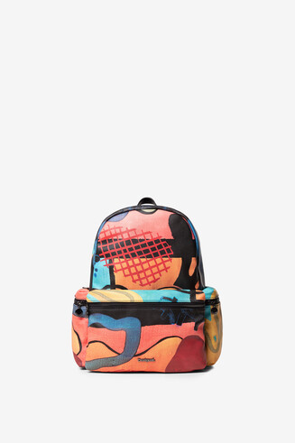 Arty backpack