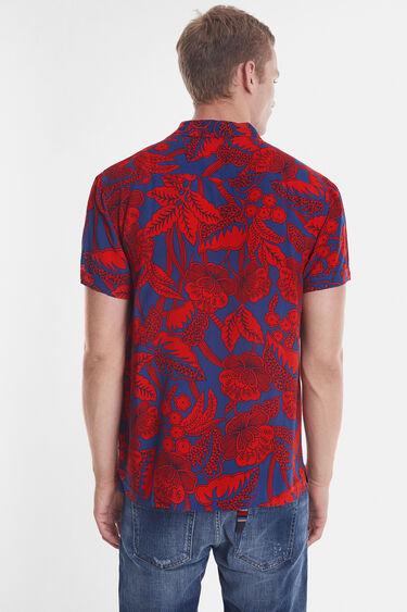 Camisa floral hawaiana | Desigual