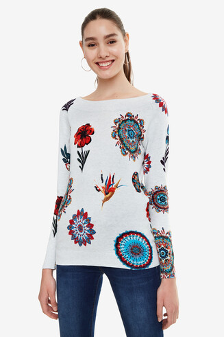 Floral Jumper Bantry