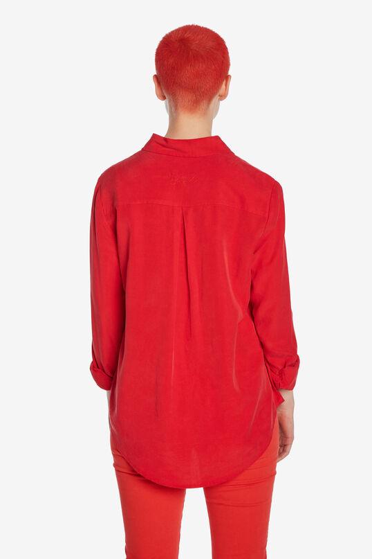 Red Venus symbol shirt | Desigual