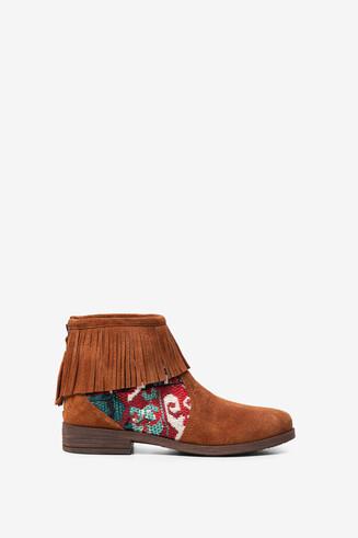Navajo flat boot