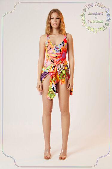 Bodysuit colour print   Desigual