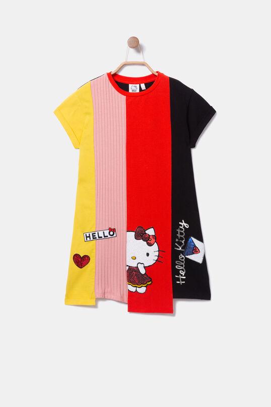 Vestit asimètric Hello Kitty | Desigual