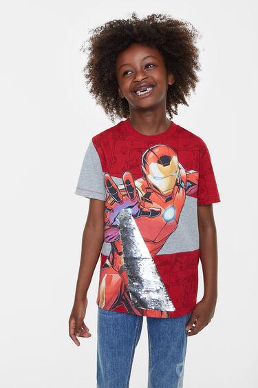 T-shirt Iron Man | Desigual