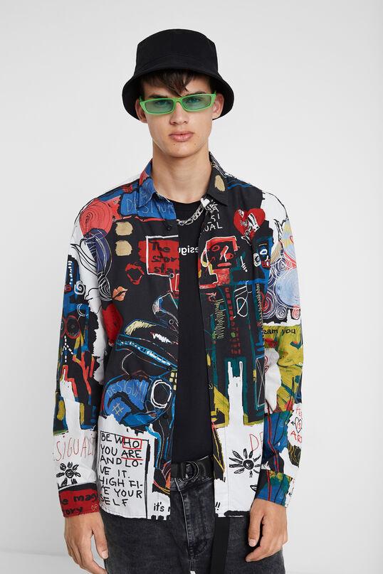 All over print shirt   Desigual