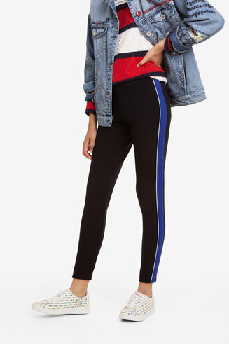 Leggings activewear Sandalo
