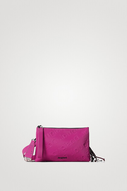Double compartment sling bag