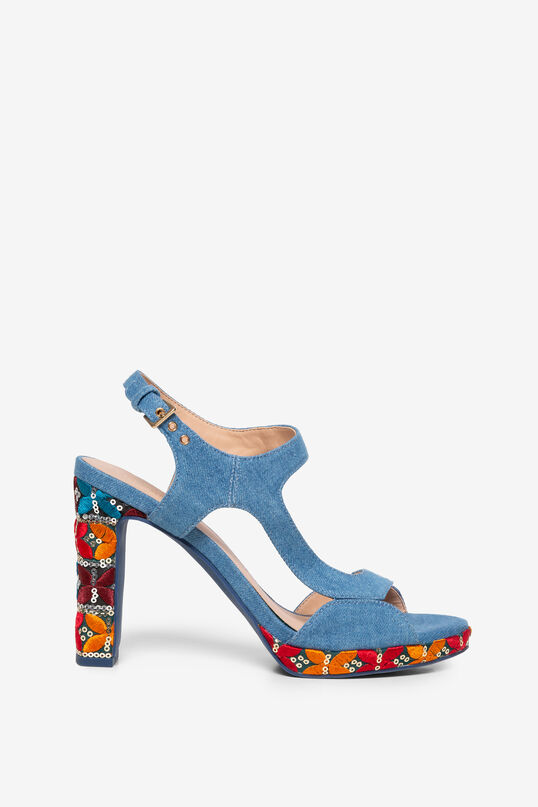 Hoher Absatzschuh Marilyn Exotic | Desigual