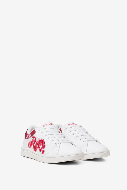 Embroidered Trainers Hindi Dancer | Desigual