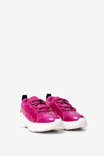 Baskets sportives type sneaker