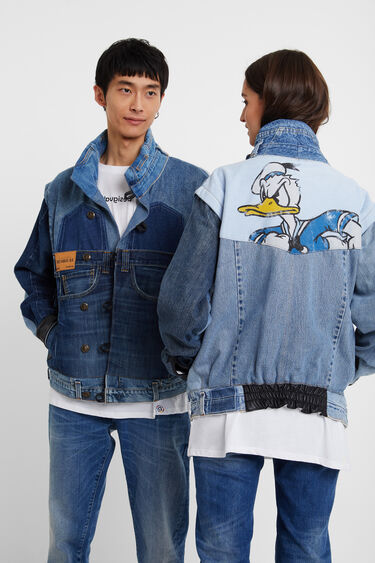 Iconic Jacket Donald Duck | Desigual