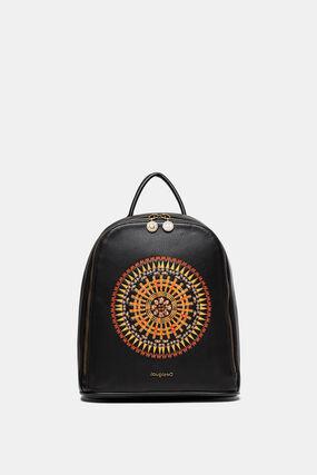 Mini sac à dos mandala africain