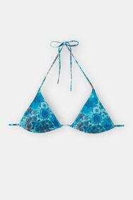 Triangle bikini top   Desigual