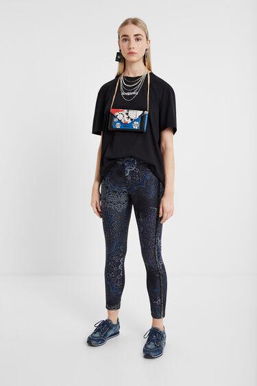 Galactic skinny trousers | Desigual