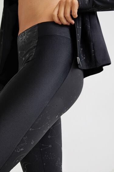 Legging slim constellations | Desigual