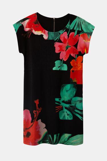 Floral T-shirt dress   Desigual