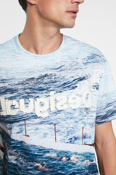 Camiseta print fotográfico | Desigual